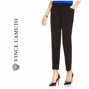 Vince Camuto Straight Leg Ankle Pant